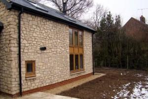 Bury Farm Side Extension